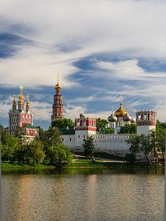 Novodevichy Convent (UNESCO) - Moscow, Russia