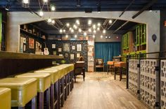 A glimpse into the San Anejo Tequila Library