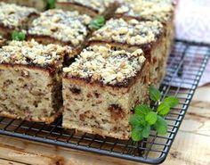 Romanian Desserts, Chicken Wing Recipes, Pavlova, Chicken Wings, Fudge, Banana Bread, Sweet Treats, Deserts, Food And Drink