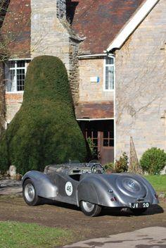 1949 Lea Francis 14 HP
