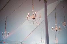 A must.....chandeliers