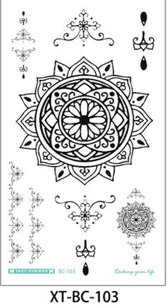 Bohemian Moon and Sun with Arrows Zentangle colouring page