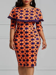 Short Ankara Gown Styles That Are Currently Trending Short African Dresses, Latest African Fashion Dresses, African Print Fashion, Women's Fashion Dresses, Ankara Fashion, Africa Fashion, Fashion Prints, African Traditional Dresses, Mode Outfits