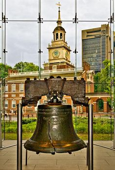 Independence Hall, Philadelphia.