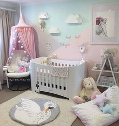 For more nursery's inspirations go to CIRCU.NET and discover more ideas and furniture for luxury baby bedroom Baby Bedroom, Baby Room Decor, Nursery Room, Girls Bedroom, Bedroom Decor, Girl Nursery, Bedroom Ideas, Baby Room Design, Girl Bedroom Designs