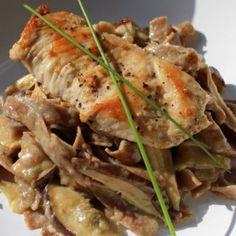 Potřebujete rychlý a chutný oběd? Vyzkoušejte tyto 15-minutové recepty z kuřecích řízků. Jsou vynikající a hlavně hned hotové – mujrecept Japchae, Pork, Meat, Chicken, Cooking, Ethnic Recipes, Anton, Red Peppers, Kale Stir Fry