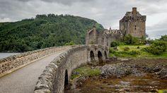 Eilean Donan | Eilean Donan Castle – die Highlander Burg