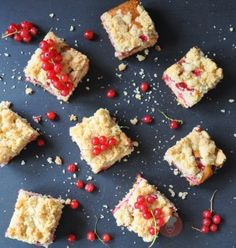 FotoRecept | Bleskový ríbezľový koláč