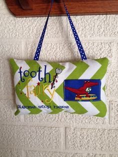 LOTS of great tooth fairy designs! Juanita The Tooth Tooth Fairy Pillows Applique Designs, Machine Embroidery Designs, Cheese Design, Brother Embroidery Machine, Tooth Fairy Pillow, Teeth, Reusable Tote Bags, Free, Pillows