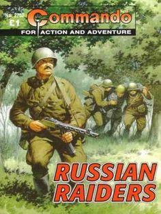 A cover gallery for the comic book Commando Comic Book Covers, Comic Books, Ian Kennedy, Yamaha Audio, Comic Art Community, War Comics, Adventure Movies, Pulp Art, Soviet Union