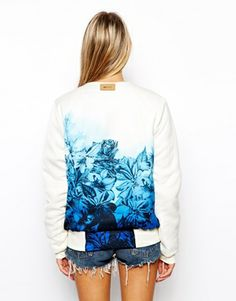 New style for you!  http://www.bazardesportivo.com/product/insight-afterglow-bomber-jacket