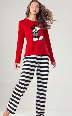 MIXTE PIJAMAS. #disney #mickey #minnie #love #pajamas #pijamas #sleepwear #fashion Best Casual Outfits, Lazy Day Outfits, Cool Outfits, Pyjamas, Mickey Vintage, Pijamas Women, Loungewear Outfits, Cute Sleepwear, Womens Pyjama Sets