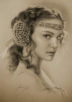 Fine Art and You: Wonderful Pencil Sketches by Krzysztof Lukasiewicz