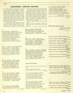 Akiraciai, 1971 nr 1, s. 8