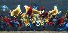 Streetart : graffiti