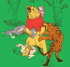 Winnie The Pooh - Weird