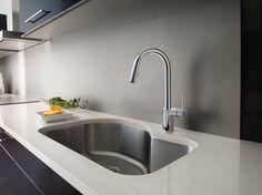 MOEN - Align Faucet - modern - kitchen faucets - other metro - Gerhards