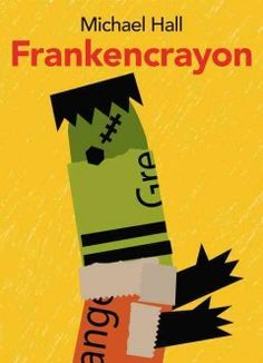"""If the crayons cannot stop the scribble monster, this picture book and the play """"Frankencrayon"""" may have to be canceled."""