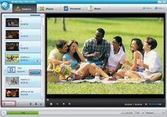 MP4 to DVD - Convert MP4 to DVD with MP4 to DVD Converter