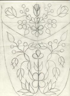 Metis Beadwork: Patterns