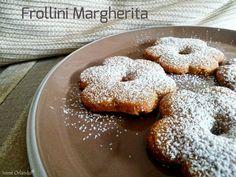 Frollini Margherita con farina Maiorca e tuorli d'uovo sodi