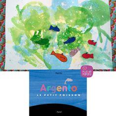 À la maison nous adorons le livre «Argento, le petit poisson» paru à l'École des Loisirs, ainsi que «Attention Argento». C'est donc tout naturellement que lorsque j'ai proposé le DIY & Activités Manuelles enfants, de la technique de «peinture à bulles» à Petit Testeur, qu'il a voulu prolonger cette activité en s'inspirant du livre «Argento, le petit poisson». Si vous …