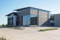 Brownells Headquarters TAKTL Facade Panels