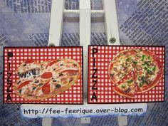 ATC ** Pizza **
