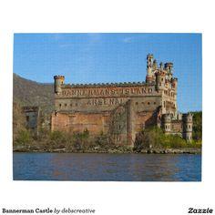 Bannerman Castle Jigsaw Puzzle