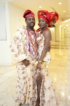 Beautiful Nigerian wedding www.eventsonabudget.com