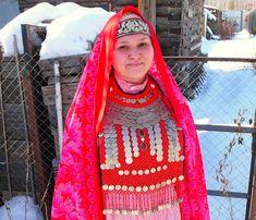 ЯҒА - нагрудное украшение зауральских башкирок.   бАШКОРТОСТАН  Башкирка  Национальная одежда башкир