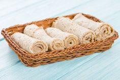 Aprende cómo hacer rollitos de pan de forma - IMujer