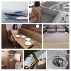 The Beneteau Gran Turismo 44 falls in the middle of the GT line and provides a good balance between the sporty styling of the GT 38 and the spacious layout of the GT 49. Watch the complete design and style review at boattest.com