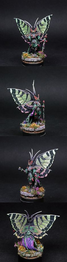 Flower Knight converted and painted by Scott Hockley (Iacton)
