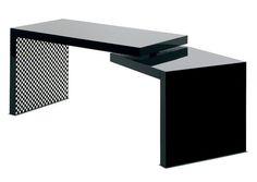 Mesa Correspondances, para Bisazza, de 2008. Design Andrée Putman.