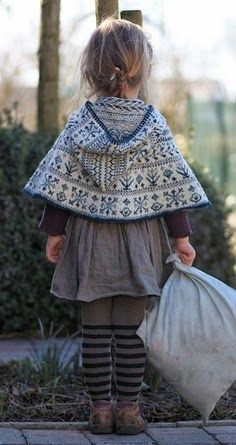 Busy Bessy Creatief: Norwegian knitting... Noors breien!