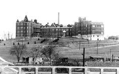 St Francis Hospital ~ Colorado Springs Colorado ~ 1925