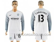 http://www.nikejordanclub.com/manchester-city-13-caballero-white-goalkeeper-long-sleeves-soccer-club-jersey-zhrfg.html MANCHESTER CITY #13 CABALLERO WHITE GOALKEEPER LONG SLEEVES SOCCER CLUB JERSEY ZHRFG Only $20.00 , Free Shipping!