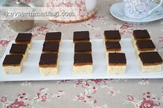 Karamelli Bisküvi Dilimleri | Kevserin Mutfağı - Yemek Tarifleri