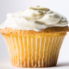 Cake flour gives these classic white cupcakes a very fine, tender crumb, and the high ratio of egg whites to yolks ensures a snowy hue. This is part of BA's Best, a collection of our essential recipes.