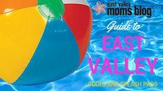 Splashing around the East Valley | East Valley Moms Blog #eastvalleymomsblog #azsummer #splashpads