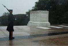 Standing watch through the hurricane