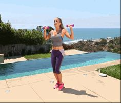 Full Body Workout - 8 Exercises That Work Your Arms and Legs at the Same Time