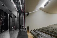 Teatro Auditório Llinars del Vallès - João Morgado - Fotografia de arquitectura | Architectural Photography