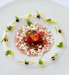 Chef Steven Greene L'art de dresser et présenter une assiette comme un chef de la gastronomie