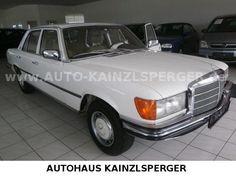 Mercedes-Benz 280 SE 116 1HAND ! orig.60300km TOP ORIGINAL Samm - 0