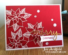 Reason for the Season stamp set has so much versatility! - @StampedSilly