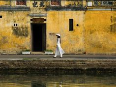 HOI AN is an ancient Vietnamese town whose inhabitants have been stuck in time for centuries.