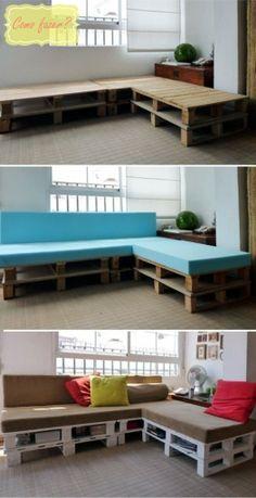 #Recicla #DIY #mueble