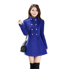 """One of the Historic and Classic Style outfit is """"Trench Coat"""". This is the only style, which can mix well with any attire. Formal, Semi formal or Party Wear Winter Coats Women, Coats For Women, Jackets For Women, Clothes For Women, Trench Coat Style, Long Trench Coat, Fall Fashion Outfits, Autumn Fashion, Medium Long"""